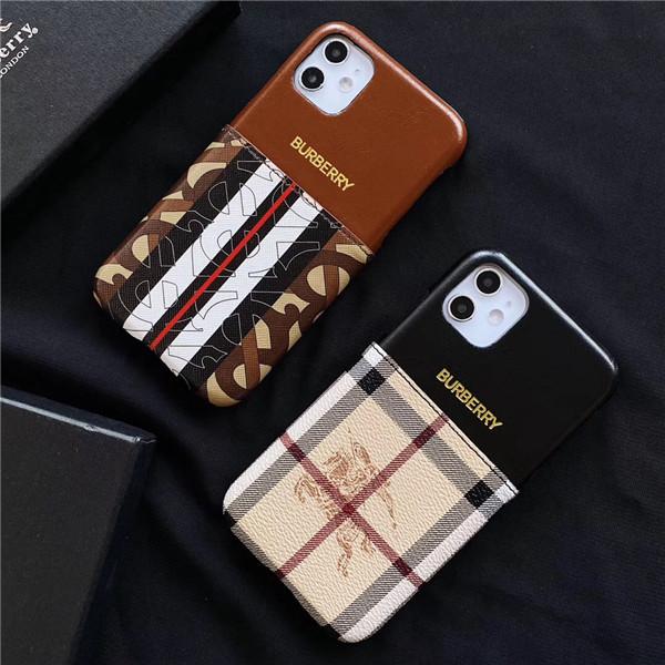バーバリー iPHONE11pro/11pro max/11ケース カード収納  https://komostyle.com/goods-brand-burberry ...