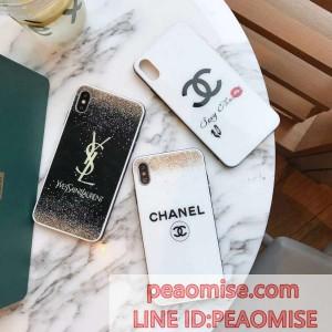 イヴサンローランYSL iphone11 pro max/11 proケース 贅沢 シャネル chanel iPhonexs max/xr/11保護カ ...