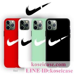 ナイキ nike iphone11 pro max/11 pro/11ケース 軽量化 TPU製 iphoneXs max/Xr/X ペアケース 大歓迎 ア ...