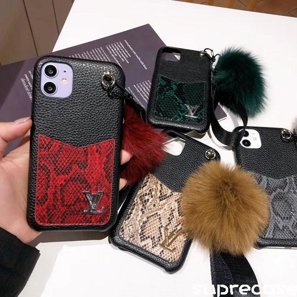 ブラント lv iphone11/11pro maxケース ルイヴィトン アイフォン11pro/xs maxカバー ストラップ付き ht ...