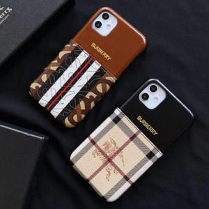 カード収納 バーバリー iphone 11/11pro max/11Proケース 男女兼用 http://mobilekaba.com/products/ip ...