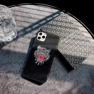 ケンゾー iPhone 11/11Proケース 刺繍  アイフォン11Pro Maxケース タイガー柄 http://betskoza.co/goo ...