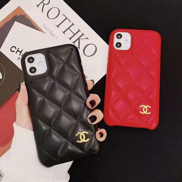 ブラント iPhone11/11proシャネルケース キルティング chanel iphone11pro/xs/xr保護カバー ペア | Wed ...