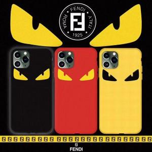 フェンディ iPhone11proケース モンスター柄 FENDI iPhone11/11pro maxケース ブラント 送料無料 http: ...