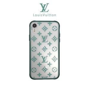 ルイヴィトン iPhone11proケース 透明ケース ブラント モノグラム lv iphone 11/11pro maxケース 新品