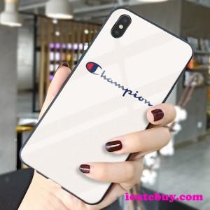 iPhoneXS ケース チャンピオン 強化ガラス アイフォンXR/X ケース ペア Champion iPhoneXS Max ケース  ...