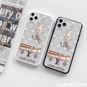 ルイヴィトン アイフォン11pro maxケース 透明ケース ブラントiPhone11pro/11カバー オシャレ モノグラ ...
