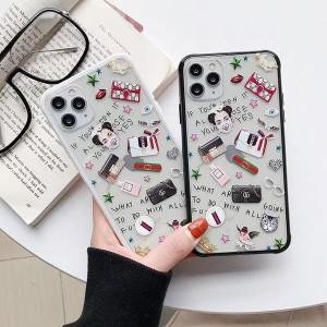 ブラント iphone11proグッチケース 透明ケース グッチ iPhone11/11pro max保護カバー 送料無料