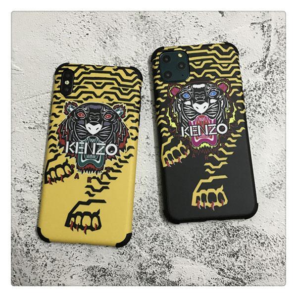 ブラントKENZO iPhone11pro maxケース ペア ケンゾー アイフォン11/11プロカバー カッコイイ