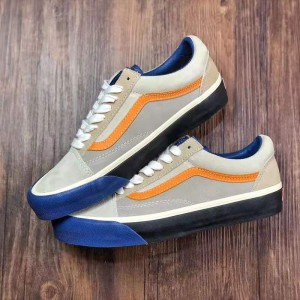 Vans Old Skool Multicolor Shoes Grey