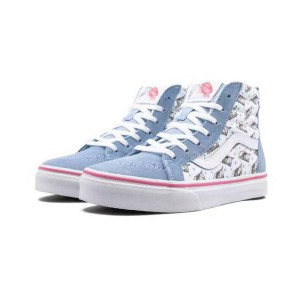 Vans Sk8-Hi Unicorn Shoes Blue