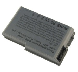 Dell Latitude D600 Battery, Laptop Battery for Dell Latitude D600