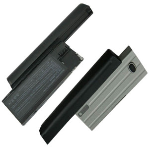 Dell Latitude D630 Battery – 5200mAh/7800mAh 11.1V, Laptop Battery for Dell Latitude D630