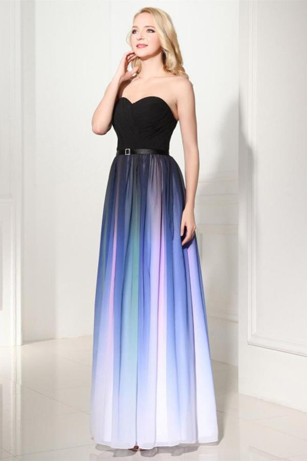 Elegant A Line Lace up Sleeveless Evening Prom Dresses UK PH578 online – smilepromdress-es https ...