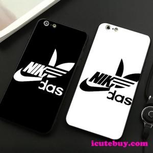 ナイキ アディダス コラボ iPhone11pro/11/xsケース Nike Adidas GalaxyS10plus/S10/S9+ケース 白 黒  ...