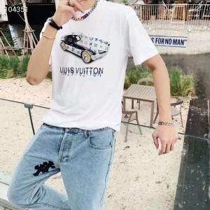 ルイヴィトン 半袖tシャツ 夏 車柄 メンズ tシャツ 大人気 http://cocomote.com/goods-Lv-t-shirts-4 ...