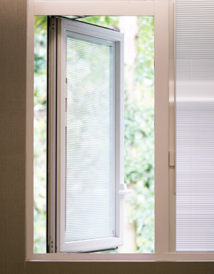 A tilt and turn window is essentially three different window types in one. It is a fixed window, ...