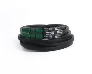 oil resistance V-Belt, sometimes called vee-belts, are a type of drive belt that have tapered si ...