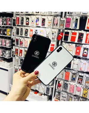 chanel iphone 11pro/11pro MAXケースブランドシャネルiphone 11/XI plusケース オシャレ手帳型 ジャケ ...