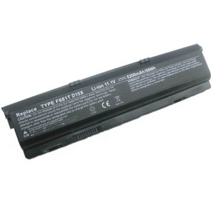 DELL Alienware M15x Battery – 5200mAh 11.1V, Laptop Battery for DELL Alienware M15x