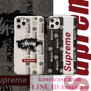シュプリーム アイフォン 11 pro max/11 pro/11ケース supreme iphonexs max xr ケース ステューシー s ...