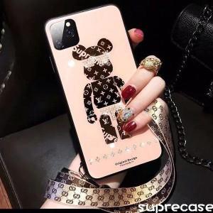 ルイヴィトン シュプリーム iPhone11proケース キラキラ ブラント lv supreme iphone11/11pro maxカバ ...