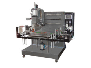 HT machine for flat products Technology parameters: Max printing size:40cm X50cm Max printing  ...