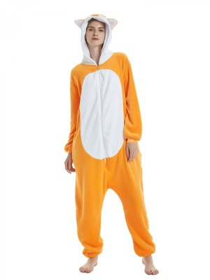 Adult Fox Pajamas