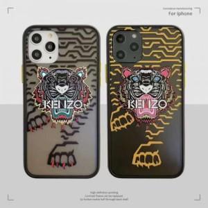 男性向け kenzo iphone 11/11proケース トラ柄 かっこいい  http://mobilekaba.com/products/iphone_11 ...