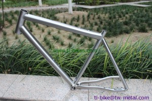 It is very normal and widly use in our riding life, but how to custom the Ti mountain bike frame ...