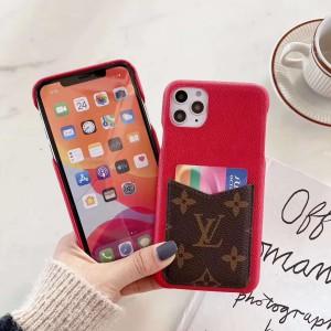 LV iPhone 11Pro/11Pro Maxケース カードポケット付き ルイヴィトン iphone 11カバー メンズ http://co ...