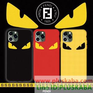 フェンディ iPhone11proケース可愛いモンスター Fendi iPhone 11/11pro maxケースレザー アイフォンxs/ ...