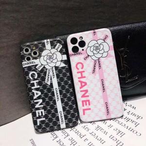 ブラント CHANEL iPhone se/11proケース 花柄 レディース向け シャネル iphone11pro maxケース