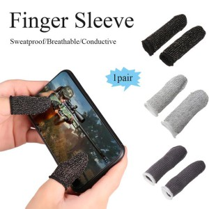 Mobile Finger Stall Sensitive Game Controller Electronics Accessories, – Jumplives.com
