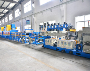 rubber hose production line is the way of transforming natural rubber and comparable versatile p ...
