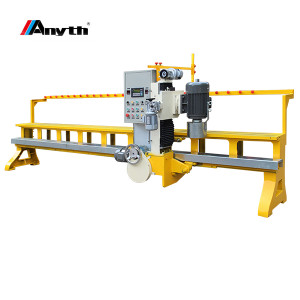 This machine is specially used for batch production of square column, solve the problem of l ...