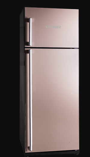 This only comes with a Glass Top Freezer. A glass top freezer can be used to keep all types of f ...