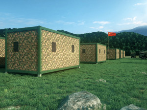 Army camp As a professional China Modular Container Camp units Suppliers and manufacturers,Zheji ...