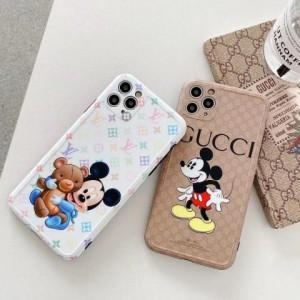 GUCCI アイフォン11Pro/11ケース かわいい ミッキー Gucci コラボ iphone 11Pro MAXケース http://mobi ...