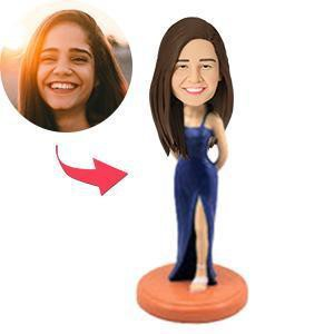 Personalized Custom Bobbleheads Sculpted From Your Photo – MyCustomBobbleheadsUK