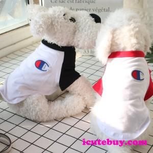 チャンピオン tシャツ ドッグウェア 可愛い 春夏服 犬服 ネコ服 Champion 送料無料