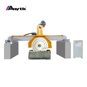 Our bridge saw and numerical control slab cutting machine are both available in three distinct m ...