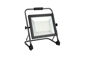 This floodlight is sure to last for floodlight manufacturer since its cast metal construction is ...