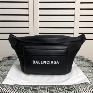 Balenciaga Everyday Beltpack In Black Outlet Balenciaga Cheap Sale Store