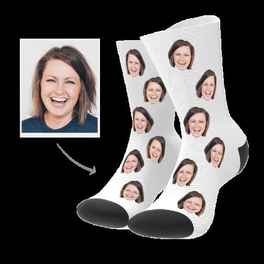 Custom Face Socks – MyFaceGifts