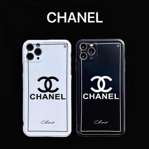 シャネル iPhone 11/11 Pro Maxケース 人気 ペア ブランド アイフォン 11 Proカバー Chanel