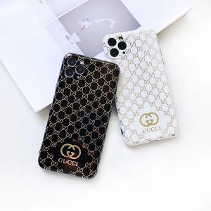 可愛いグッチ iphone 11 pro/12ケースGucci iphone 11 pro maxケースブラント アイフォンxs/11カバー新 ...