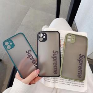 シュプリーム iPhone 11ケース ブラント Supremeアイフォン11pro/11pro maxケース 男女兼用