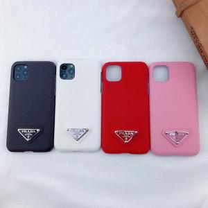 プラダ iPhone12/11/11proケース ブラント PRADA Galaxy s20/s20 plusケース 送料無料