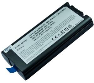 Laptop Panasonic 52CCABXBM  Battery, 6600mAh 9 cells Battery for Panasonic 52CCABXBM  replacement